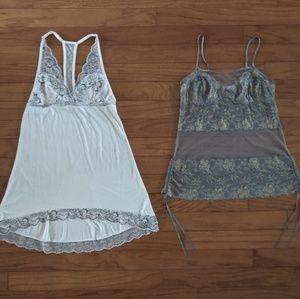 Victoria Secret night gown chemise lingerie